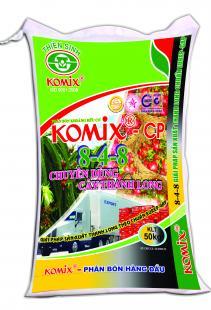 Komix-CP 8-4-8 Chuyên dùng cho cây Thanh Long
