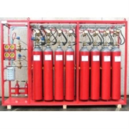 Hệ thống chữa cháy tự động bằng CO2