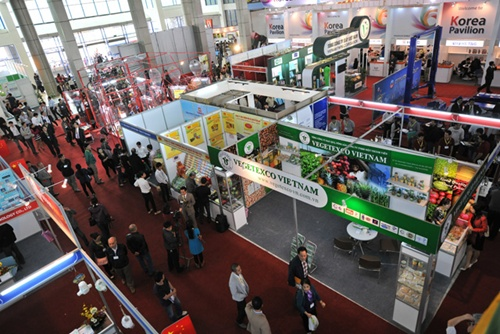 Triển lãm VIETNAM EXPO 2014 - The 24th Vietnam International Trade Fair