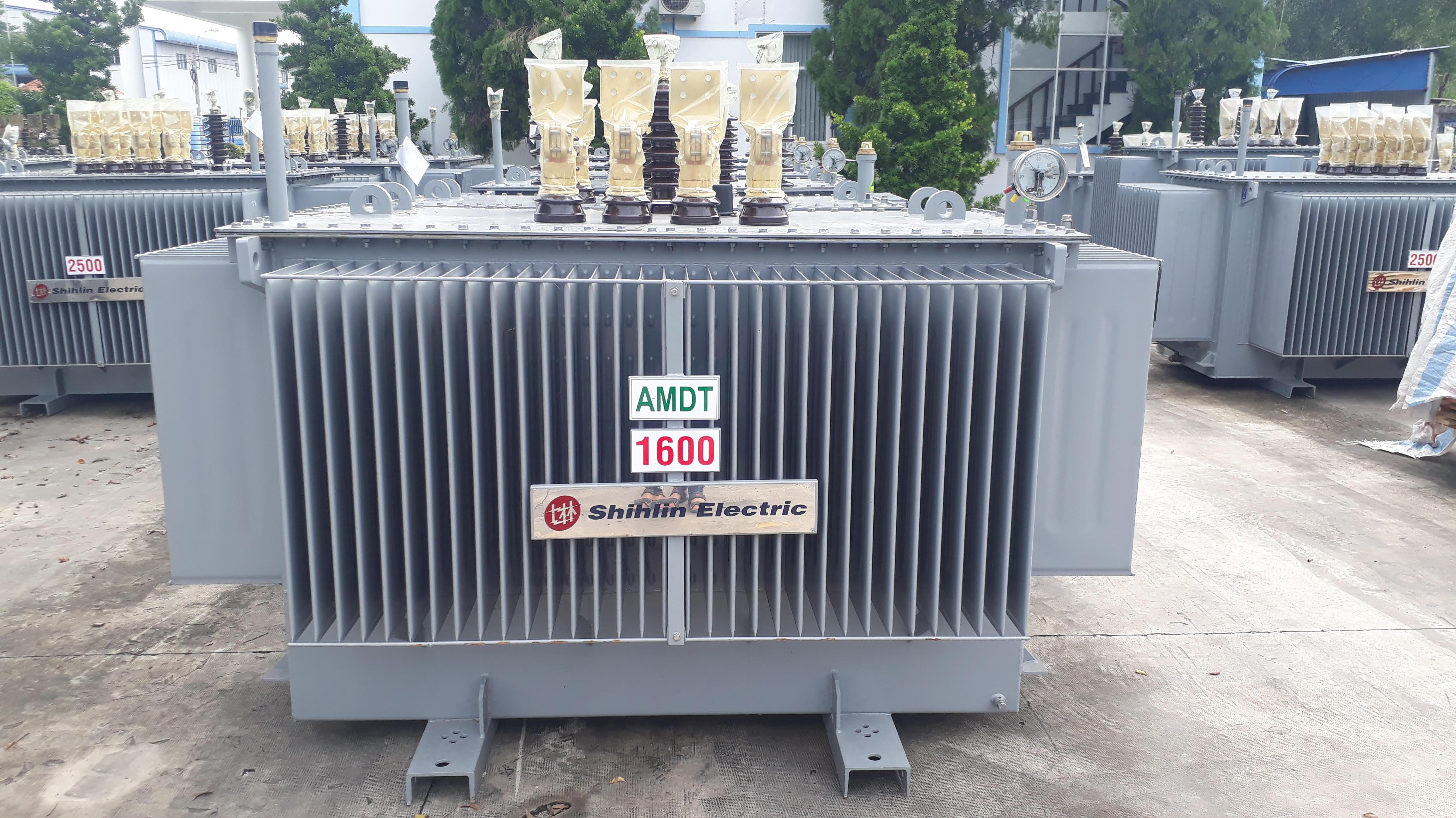 Máy biến áp Amouphous 3 pha từ 100kVA - 3000kVA