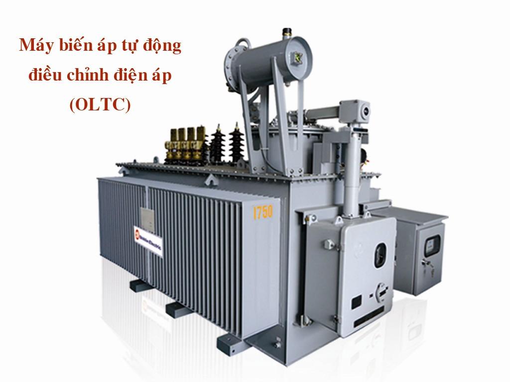 Máy biến áp tự động điều chỉnh điện áp (OLTC)