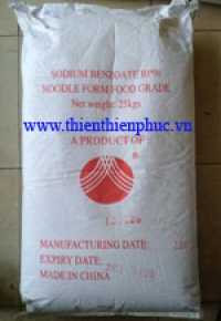 Sodium Benzoate - Mốc Sựng - SP066