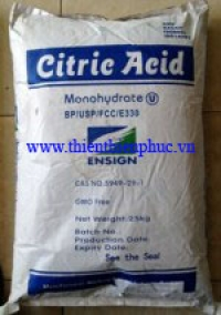 Acid Citric - C6H8O7.H2O - SP006