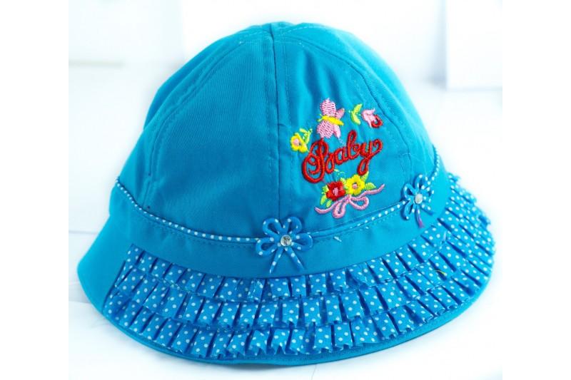 Thêu nón - mũ