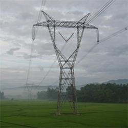 Cột thép đường dây 500kV Buôn Kuốp - Đăk Nông