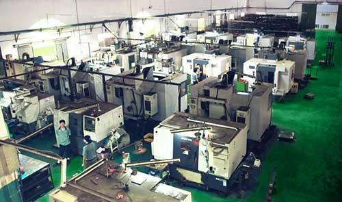Nhà xưởng CNC sản xuất khuôn