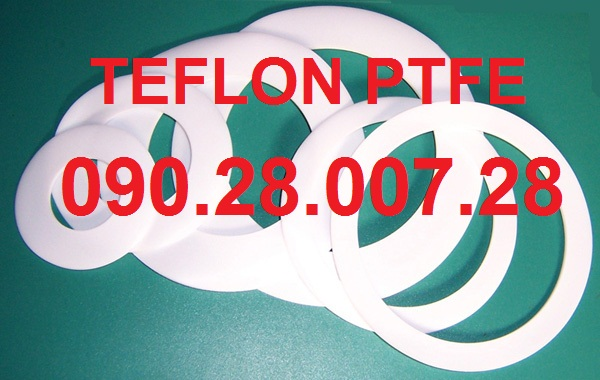 Gioăng Teflon PTFE