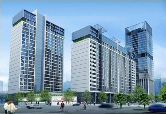 Dự án căn hộ cao cấp Petrovietnam Landmark - Quận 2