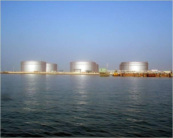 Dự án kho xăng dầu Cù Lao Tào - Vũng Tàu