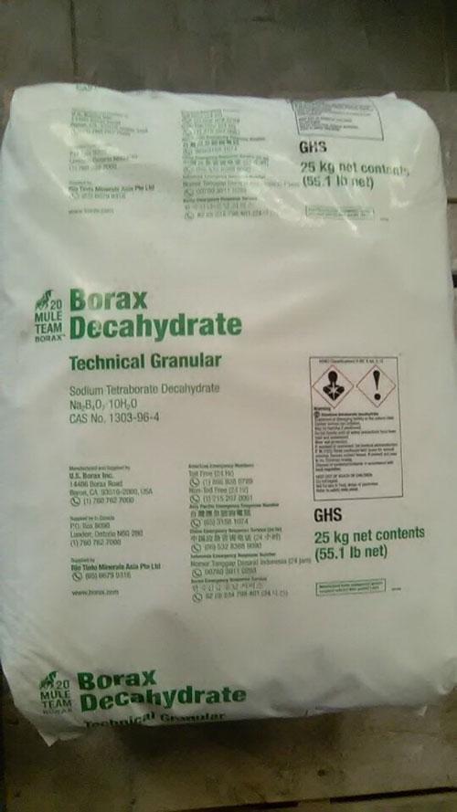 Borax Decahydrate