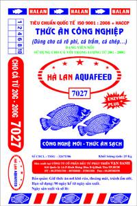 Thức ăn cá có vây