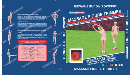 Hộp Massage Figure Trimmer