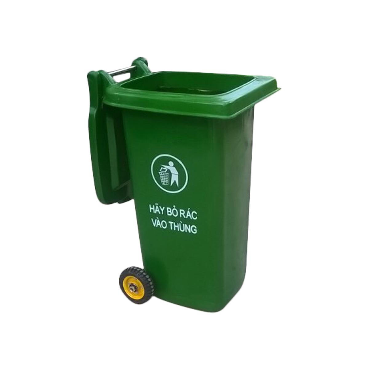 Thùng rác Composite tiêu chuẩn