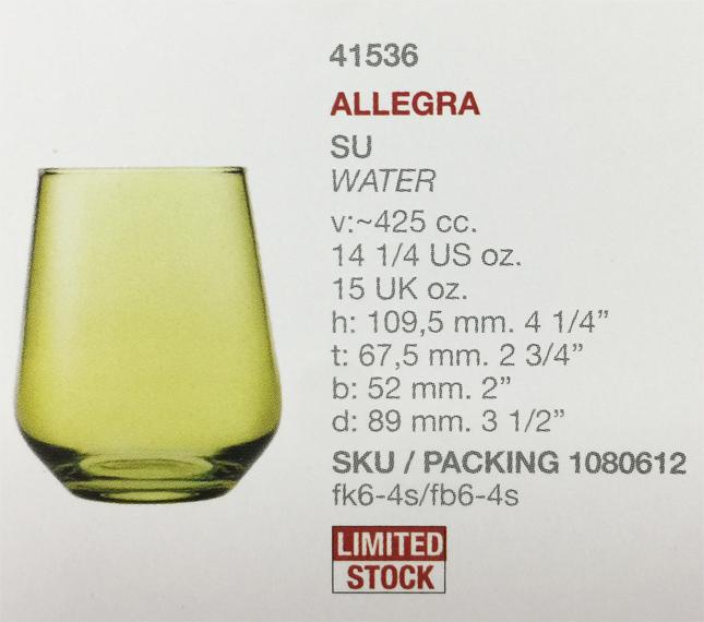 Allegra 41536