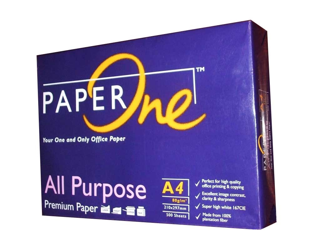 Giấy Paper One A4 80gr