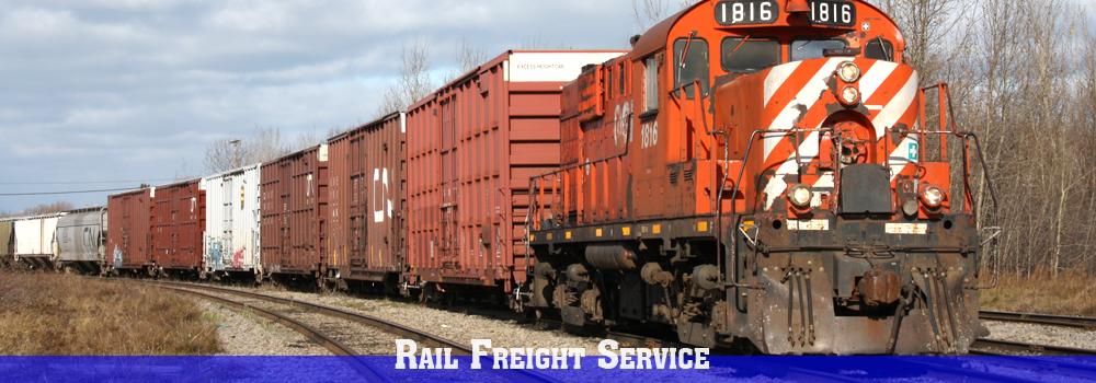 Giao nhận vận chuyển đường sắt