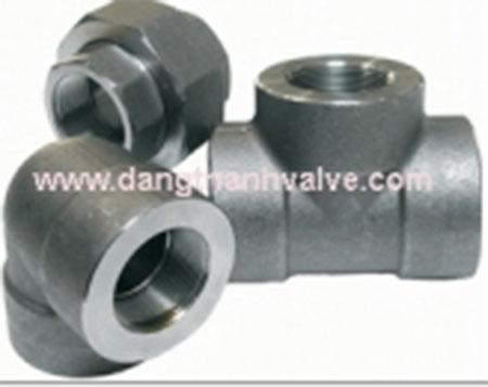 Phụ kiện nối ống bằng thép áp lực cao