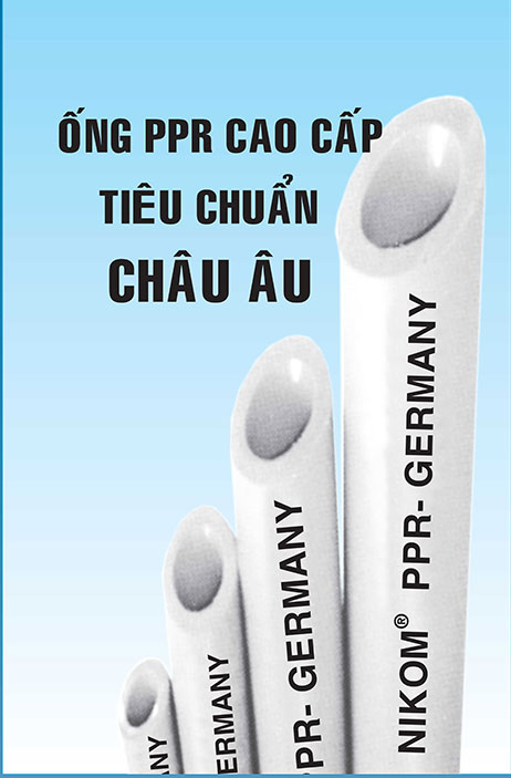 Ống PPR cao cấp