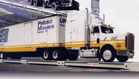 Cân ô tô, xe tải