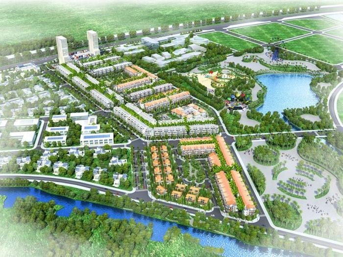 Dương Hồng Garden House