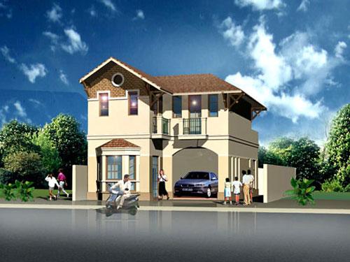Khu Nhà ở Kinh Doanh Ao Sen - Bình Thạnh