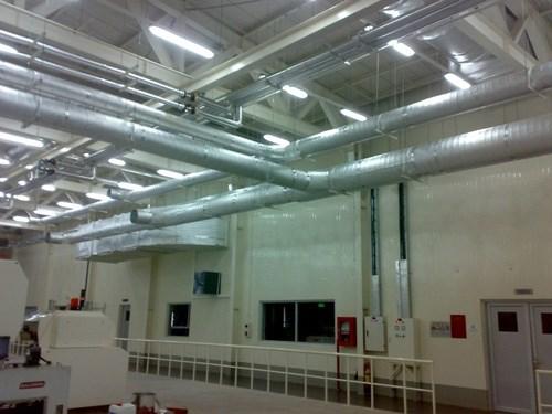 Hệ thống điện lực và chiếu sáng