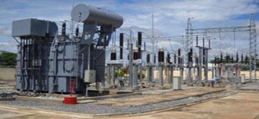 Hệ thống trạm điện