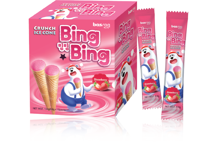 Bing Bing strawberry simulation