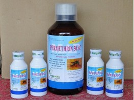 Map Permethrin