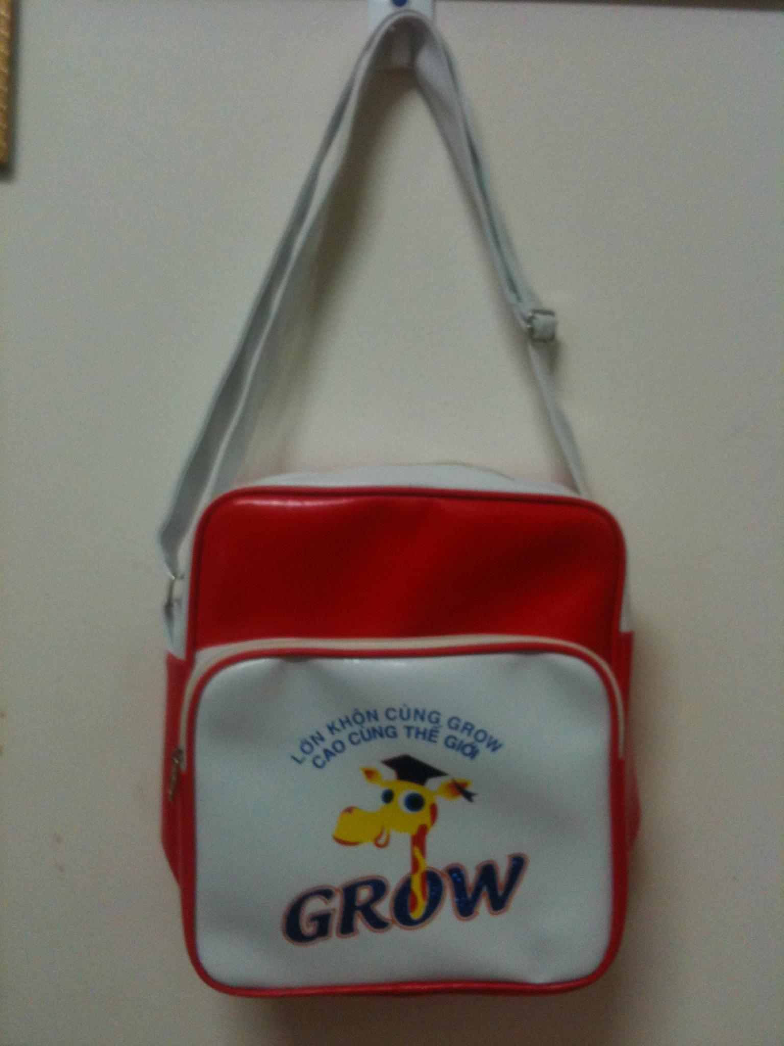 Túi quà tặng sữa Grow