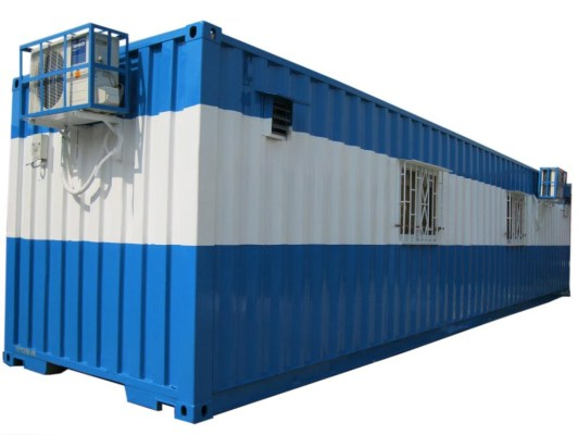 Container văn phòng 40 feet