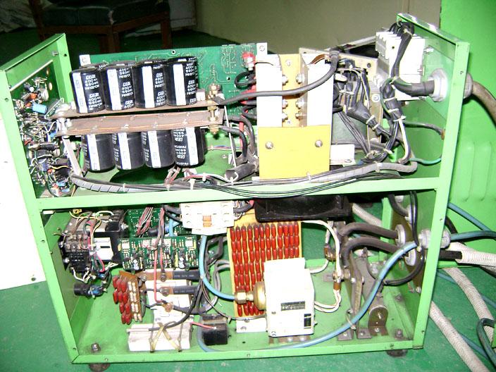 Sửa chữa máy giàn nhiệt cao tần
