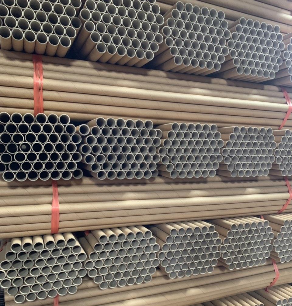 ống, hộp giấy công nghiệp