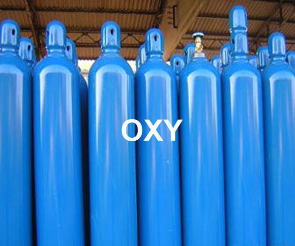 Vỏ chai Oxy