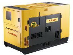 Máy phát điện  Kama