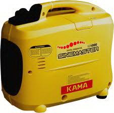 Máy phát điện  Kama 1000