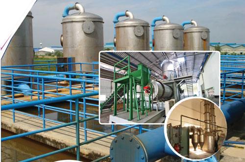 Các hệ thống lò đốt 2 - cấp nhiệt độ cao