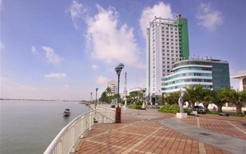 Dự án khách sạn Green Plaza