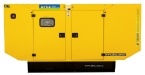 Máy phát điện chạy diesel AKSA