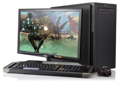Máy chơi game cấu hình tầm trung