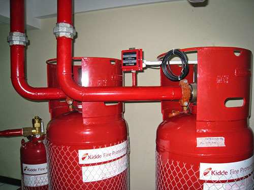 Hệ thống chưữa cháy F200