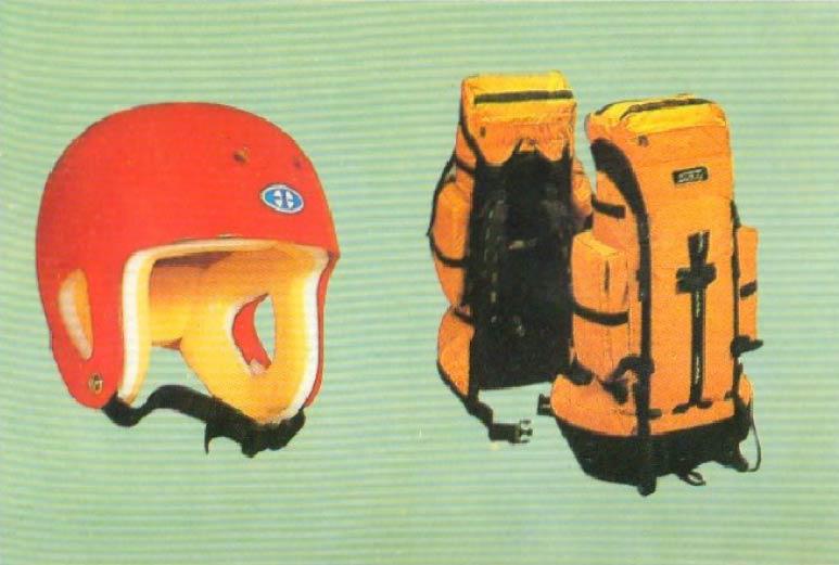 Mút xốp cho mũ bảo hiểm và áo phao cứu hộ