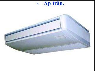 Máy lạnh Panasonic áp trần