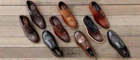 Giày mẫu nam