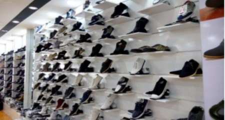Giày mẫu các loại