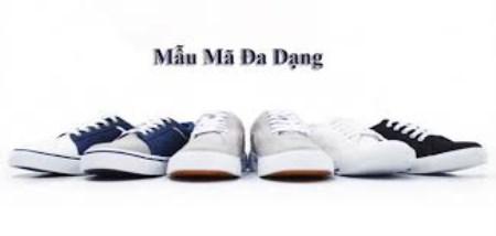 Giày tổng hợp