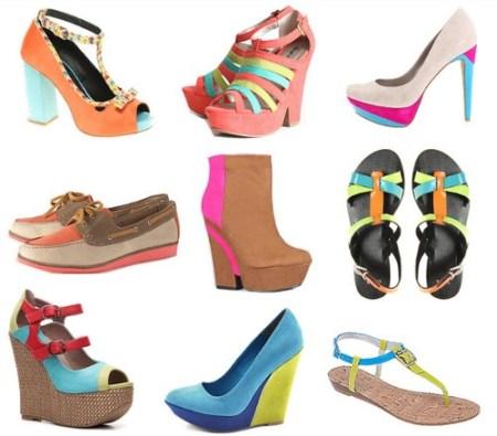 Giày mẫu nữ