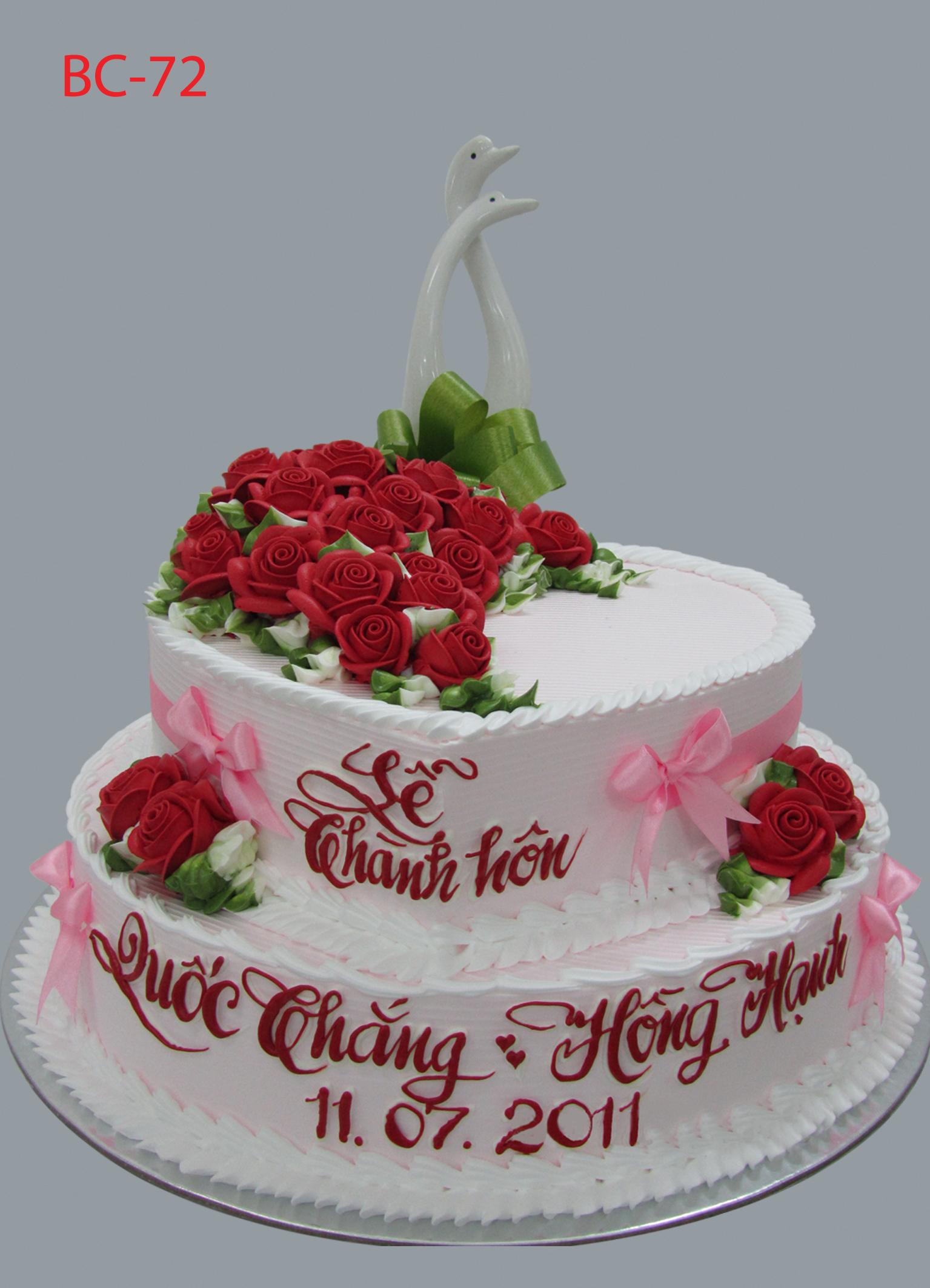 Bánh cưới Givral