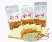 Bánh sandwich hạt chia
