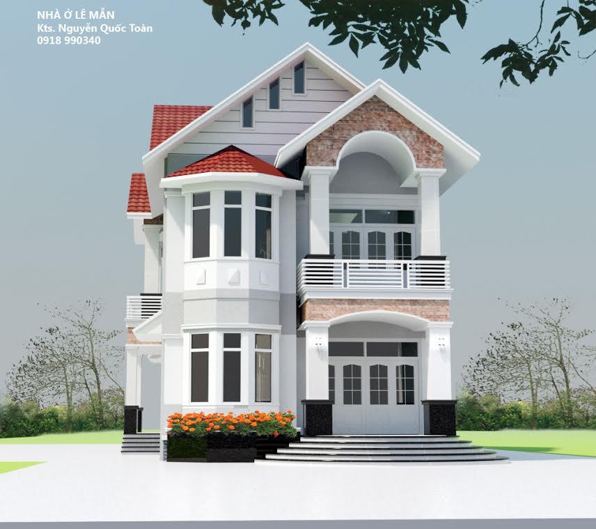 Nhà ở Lê Mẫn